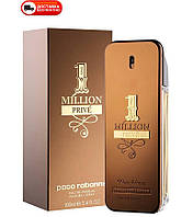 Мужская парфюмированная вода PACO RABANNE 1 MILLION PRIVE EDP 100ML
