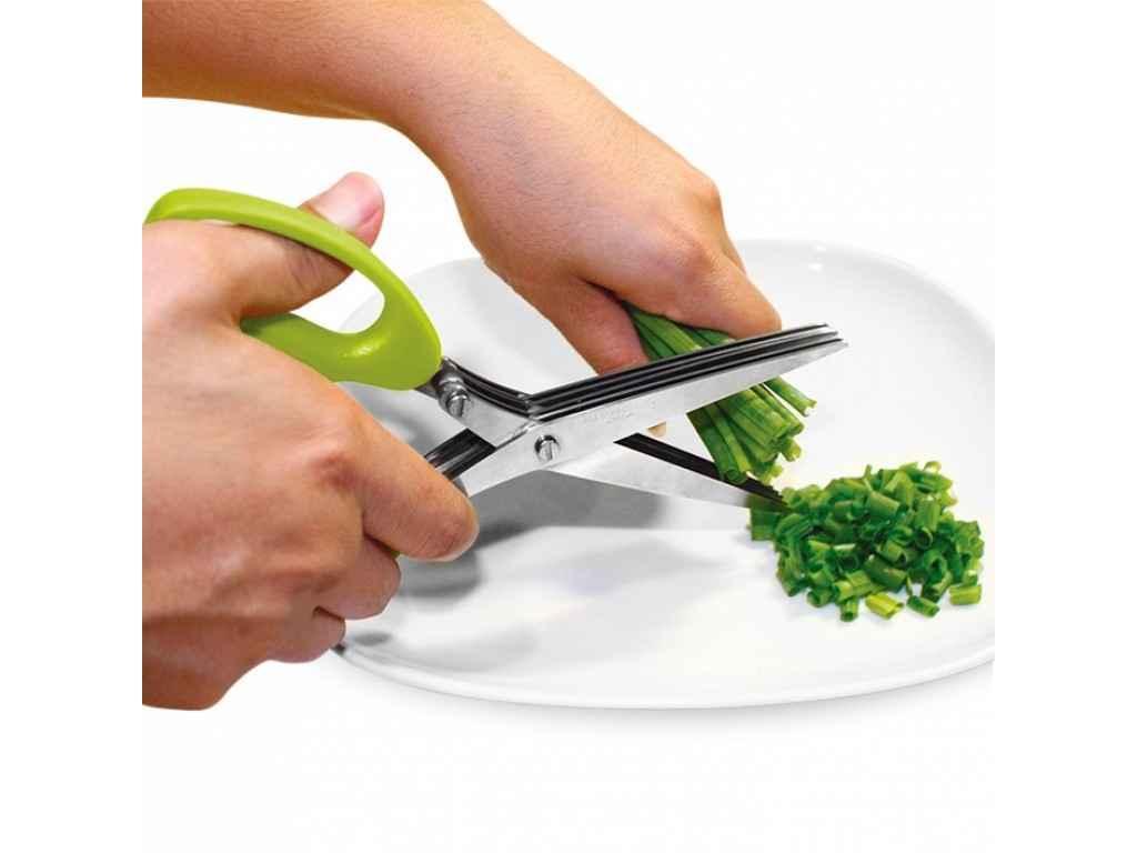 """Ножиці для зелені 5 лез 3114 """"EMPIRE"""""""