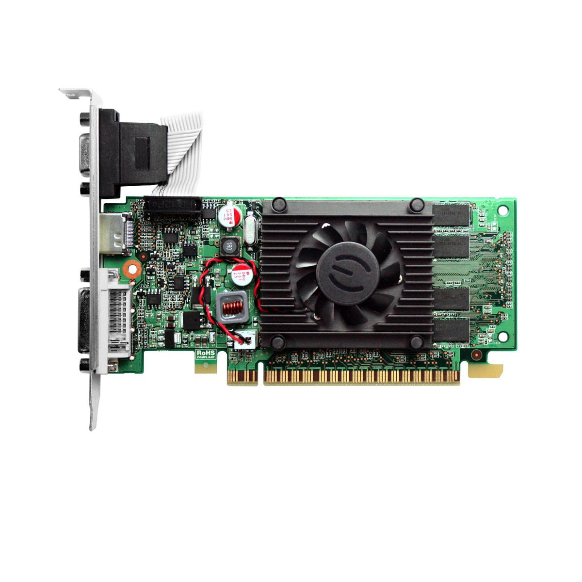 GeForce 8400 GS 512MB GDDR3 (64bit) (520/1040) (VGA, DVI, HDMI) (ZT-84GEM2M-HSL)