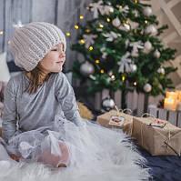 Как стильно украсить к Новогодним праздникам дом с помощью ткани
