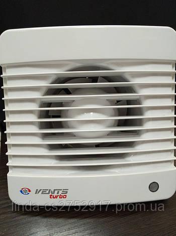 Вентилятор Вентс 100 м турбо, вентилятор на подшипнике,вентилятор бытовой., фото 2