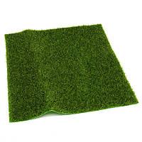 30x30cm Moss Grass Sheet Квадратный коврик для пола Химическое волокно для декоративных украшений Craft Decoration