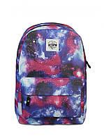Городской рюкзак школьный Космос ШТОРМ Классик 16л. (женский рюкзак, рюкзак, рюкзаки, шкільний рюкзак)