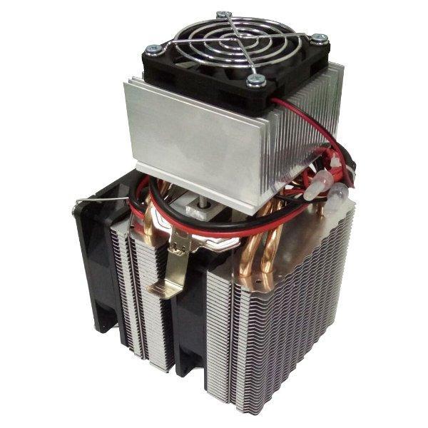 12V 20A DIY Электронный полупроводниковый холодильник Радиатор Мини-кондиционер Охлаждающее оборудование-1TopShop