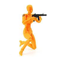 Figma 2.0 Deluxe Edition Оранжевый женский стиль ПВХ Action Figure Toys Коллекционная модель Кукла