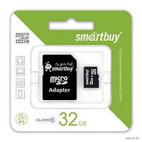 Карта памяти с адаптером 32 ГБ
