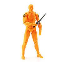 Figma 2.0 Deluxe Edition Оранжевый мужской стиль ПВХ Action рис игрушки Коллекционные игрушки куклы модели