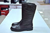 Полусапоги зимние темно-коричневые Slash к.-460, фото 1