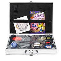 Алюминиевый сплав Инструкция с CD Волшебный Коробка Высококлассный комплект для детей