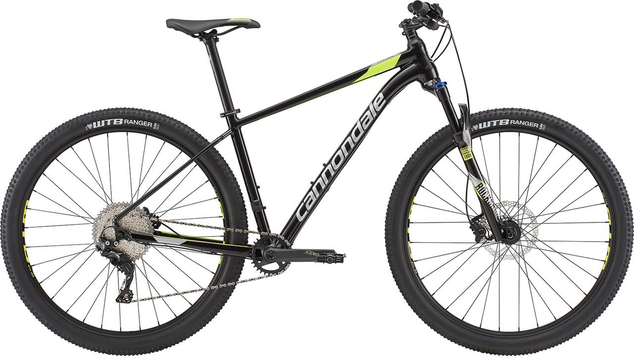 "Велосипед 29"" Cannondale TRAIL 2 рама - L 2019 BLK черный"
