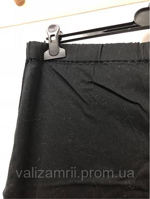 Джинсы чёрные на резинке soya concept, фото 2