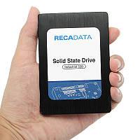 RECADATA 2,5-дюймовый SATA III 64G / 128G / 256G MLC Внутренний твердотельный накопитель SSD-жесткий диск