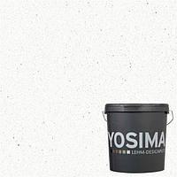 Декоративная штукатурка YOSIMA WE 0 белый 20 кг