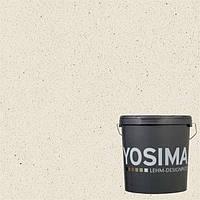 Декоративная штукатурка YOSIMA колумбия-серый 20 кг