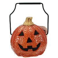 ХэллоуинпортативныйтыквысветБатареяисточник питания для домашнего украшения детей подарок
