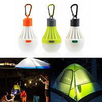 1W Портативный висит LED мяч Кемпинг шатер свет лампы На открытом воздухе Рыбалка Hiking фонарь ночь Лампа