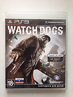 Видео игра Watch Dogs (PS3) pyc