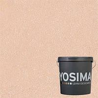 Декоративная штукатурка YOSIMA RO 3 красный 20 кг