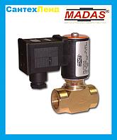 Электромагнитный клапан нормально закрытый MADAS EVO/NC DN 15 2 бара