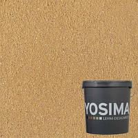 Декоративная штукатурка YOSIMA GO 0 желтый 20 кг