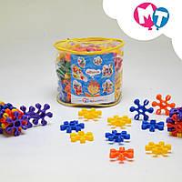 Детский развивающий конструктор - MEGA STAR ( 40шт. )