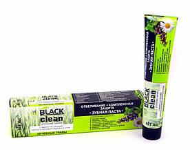 """Зубна паста """"Відбілювання і комплексний захист"""" Витэкс Black Clean"""