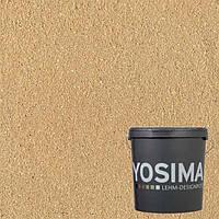 Декоративная штукатурка YOSIMA GO 1 желтый 20 кг