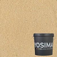 Декоративная штукатурка YOSIMA GO 2 желтый 20 кг