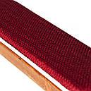 Итальянская щетка для чистки пальто Karpetta (коричневая ручка), фото 2