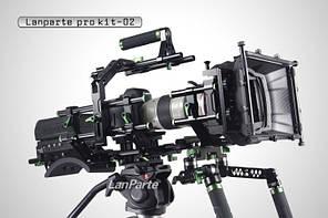 Усовершенствованный профессиональный риг Lanparte Professional DSLR Kit V2 (PK-02)