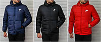 Куртка мужская, зимняя Nike. Оплата при получении!