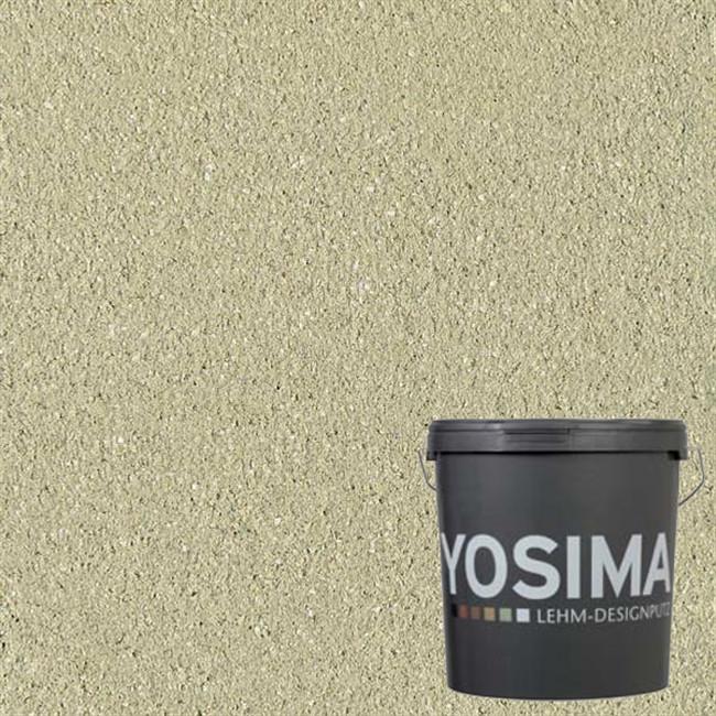 Декоративная штукатурка YOSIMA GR 1 зеленый 20 кг