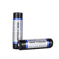 2шт KeepPower P1831R 3120mAh 3.7V 15A 18650 Защищенный литий-ионный аккумулятор Батарея С Коробка