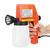 220V 75W 50Hz 600ml Электрический безвоздушный распылитель DIY Распылитель краски