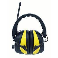 KALOAD Электронная защита от шума Уши Муфты Plus Функция MP3 / AM / FM
