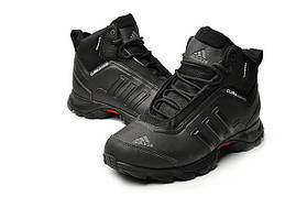 Ботинки спортивные Adidas Eiscol MID PL цвет черный, фото 3