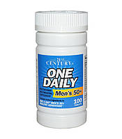 Комплекс витаминов для мужского здоровья 21st Century One Daily, Men's Health 100 таблеток