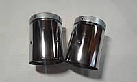 Стаканы вилки Днепр Хром , фото 1