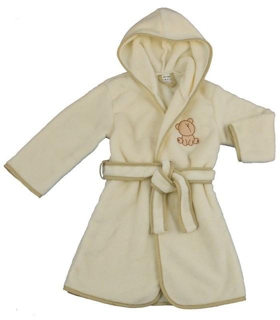 Детский халатик махровый  104-116 см Duetbaby