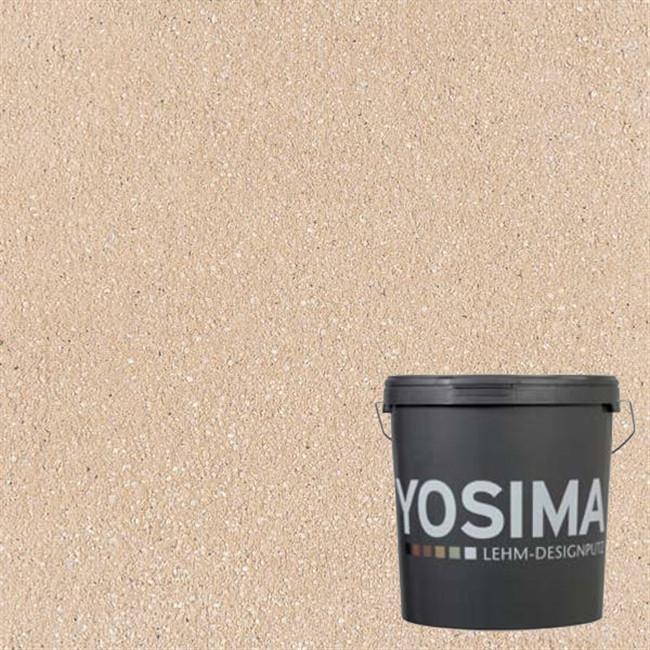 Декоративная штукатурка YOSIMA BR 3 коричневый 20 кг