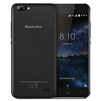 Blackview A7 5,0-дюймовый Android 7,0 1GB RAM 8 ГБ ПЗУ MT6580A Quad-Core 1.3GHz 3G Смартфон