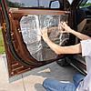 10mm Авто Deadder Heat Sound Proofing Изоляционный вытяжной глушитель 100x140cm-1TopShop, фото 2