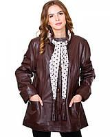 Куртка  1576 ZIG 039, Цвет Коричневый, Размер 2XL