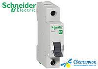 Автоматический выключатель 1р 10А 4,5кА 230/400V Тип С Easy9 SCHNEIDER ELECTRIC