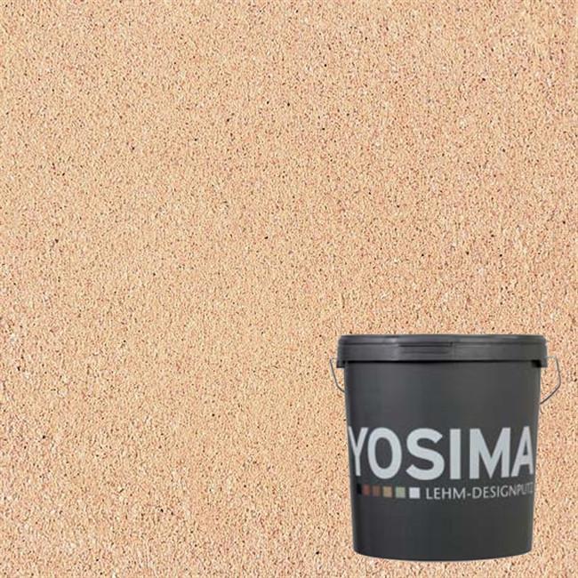Декоративная штукатурка YOSIMA ROGE 3.2 индийско-красный 20 кг
