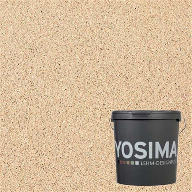 Декоративная штукатурка YOSIMA ROGE 4.2 индийско-красный 20 кг