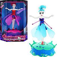 Кукла Летающая Фея BF-105C, кукла фея с крыльями летающая, кукла для девочки, игрушка фея