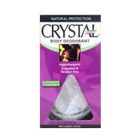 Натуральный дезодорант Кристалл (камень), 140г (Таиланд/США)