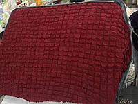 """Чехол на угловой диван """"Karven"""" Турция. Цвет в ассортименте бордовый"""