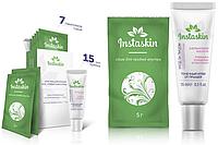 Комплекс Instaskin, средство от угрей, акне и прыщей, гель для очищения кожи